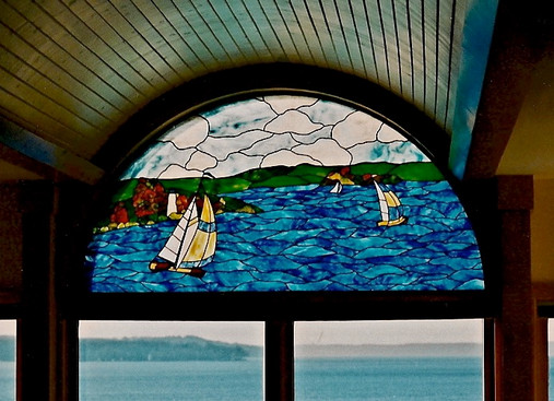 Lake Geneva Archway