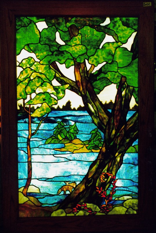 Oak Tree Window