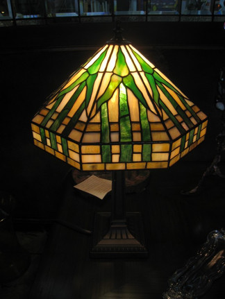 Arrowroot Tiffany Reproduction