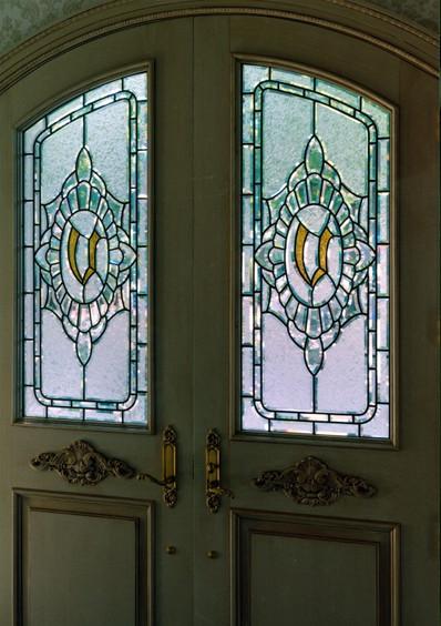 Custom Beveled Door Panel