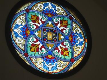 6' Round Window in Merill, WI