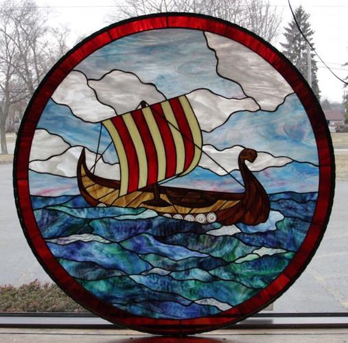 Viking Ship Design