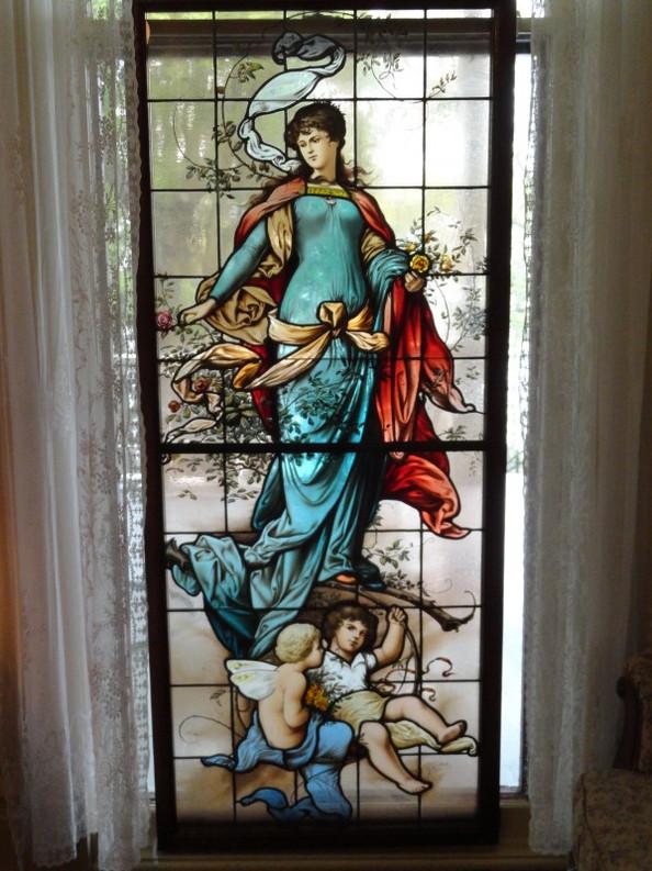 Art Nouveau Circa 1915