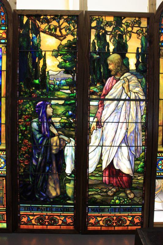 Joseph Lauber Restoration