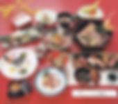 お慶びの日を    さらに特別なものに。     材料を吟味した  手作りの味をお届けします。     お慶びの日取りが     決まりましたら、   お早めにご予約ください。   要 予 約 祝会席は7,000円より承ります。
