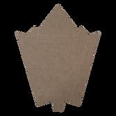 Tappo in cartone per unire banconi bar in cartone