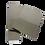 Tappi in acciaio inox per Cocktail Station Omega 12, facilmente sostituibili alle vasche in pochi secondi