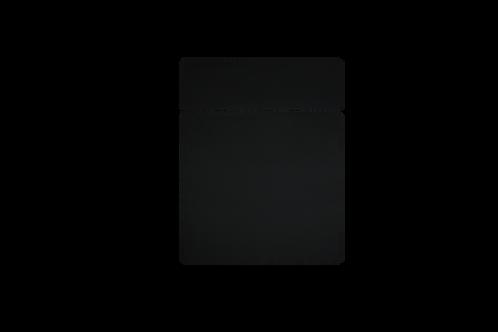 Pannello frontale nero per Cocktail Station Omega 9