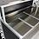 kit tappi in acciaio inox satinato per sostituire le vasche e avere un piano di lavoro liscio e unico