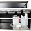 Kit pompaggio acqua per Cocktail Station Omega 15 con rubinetto e lavandino
