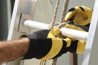 Worker Injured in Fall from Ladder entitled to Summary Judgment