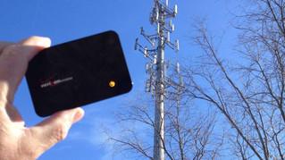`Use of Cell Site Simulator, not otherwise available to the public, without Warrant was a Violat