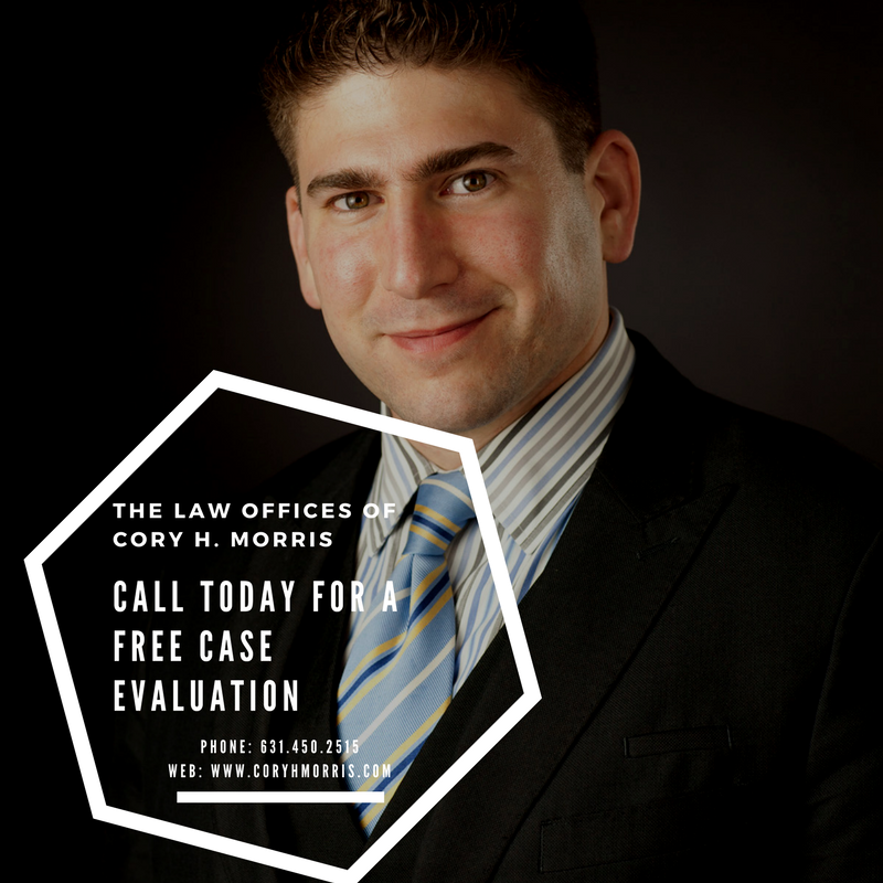 Call the Law Offices of Cory H. Morris for a free case evaluation if you suffered an injury from a fall, accident or slipping on the job/a construction site