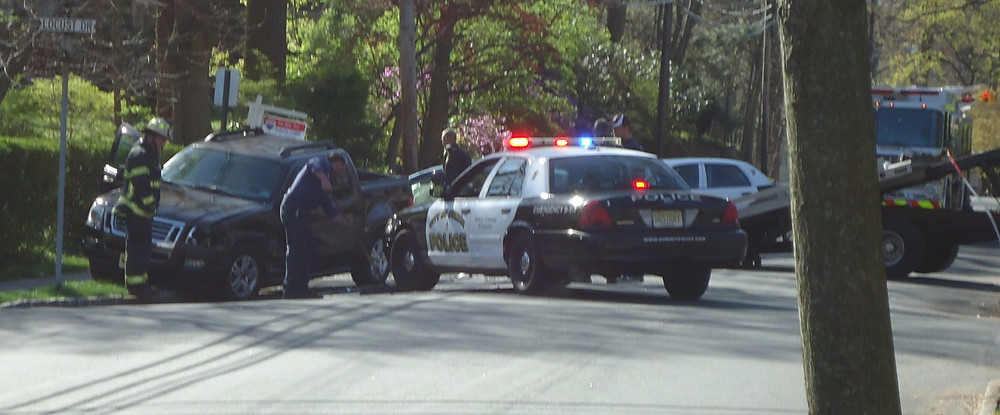 Personal Injury Car Accident - Police in Pursuit of a Suspect not in Reckless Disregard