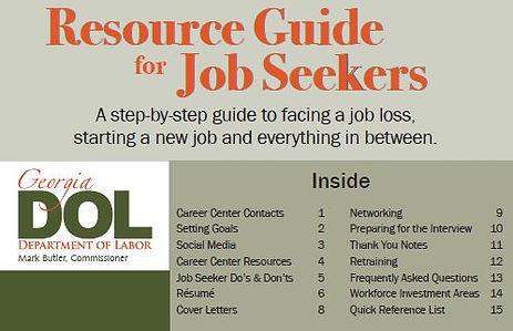 Resource Guide for Job Seekers HeaderJPG