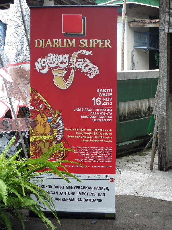 Ngayogjazz - Yogyakarta