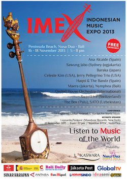 Indonesia World Music Expo