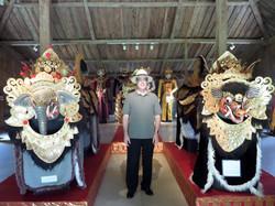 Puppet & Mask Museum- Ubud Bali