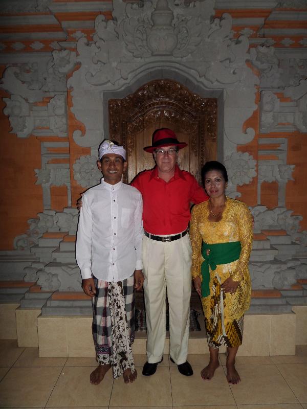 Wayan, Jerry and Katut