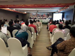 Press Conference - Nusa Dua