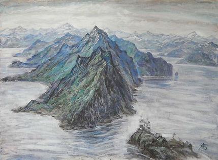 Горы Норвегии.JPG