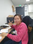 Nguyen Ha Thu 학생 실험실 합류