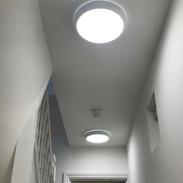 Emergency Light Install
