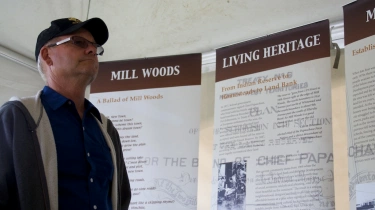 Mill Woods Living Heritage Project