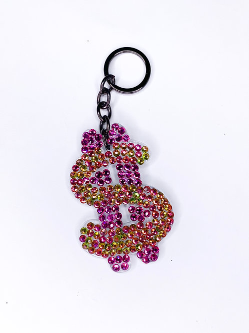 Money Blessing Keychain