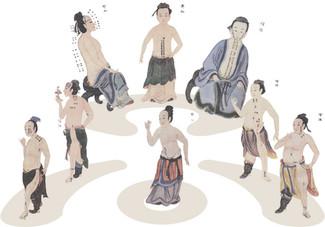 Kahdeksan ihmeellistä kanavaa (Qijing bamai)