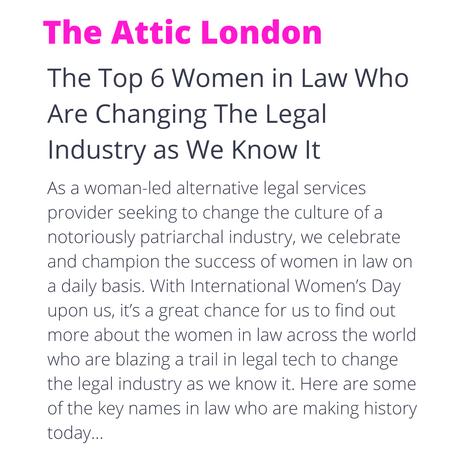The Attic London