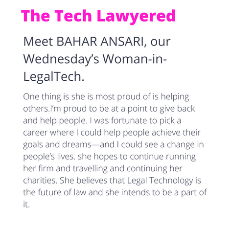The Tech Lawyered