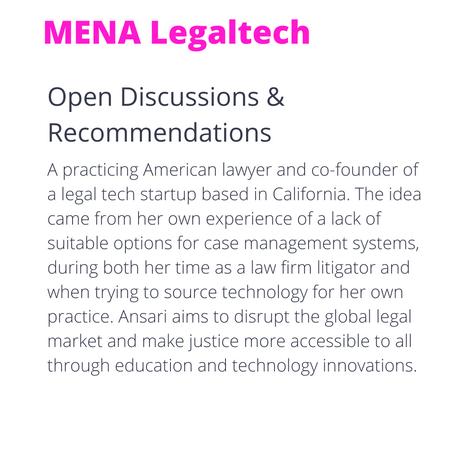 Mena Legaltech
