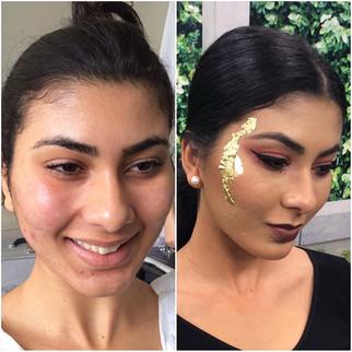 Pauta de maquiagem programa Você Bonita - Tv gazeta