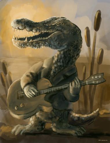 Rockadile Croc
