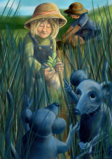 The Mouse Garden
