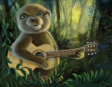 Beaver Balladeer
