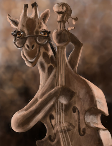 Jazzy Giraffe