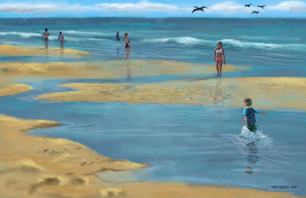 Ocean Puddles
