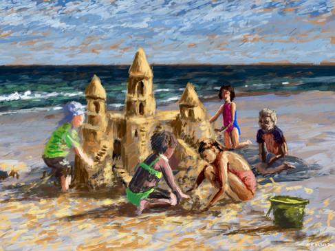 Sandcastle Teamwork