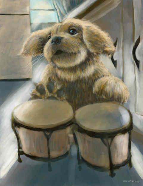 Bongo Puppy