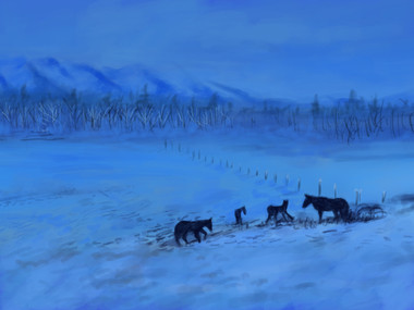 Horses_In_The_Snow_.jpg