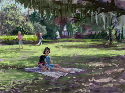 Sholom Park Afternoon