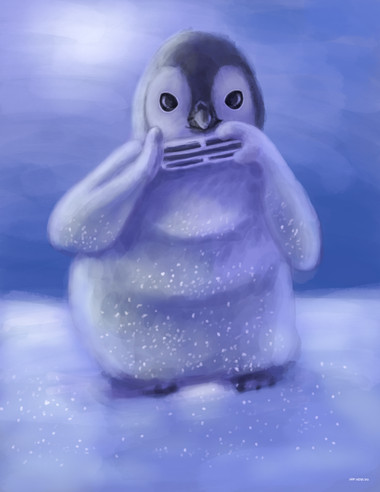 Snow Chick