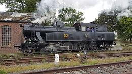 Erlebnistage Dampfeisenbahnfahrt