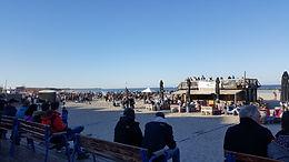 Strand von Damp