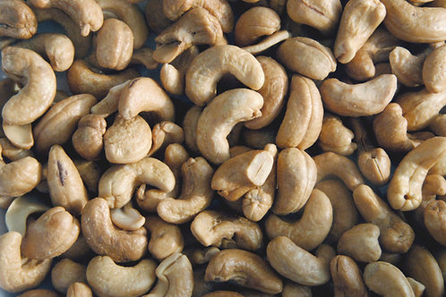 Organic Cashew Pieces