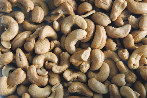Organic Raw cashews pieces 200g (£1.29/100g)