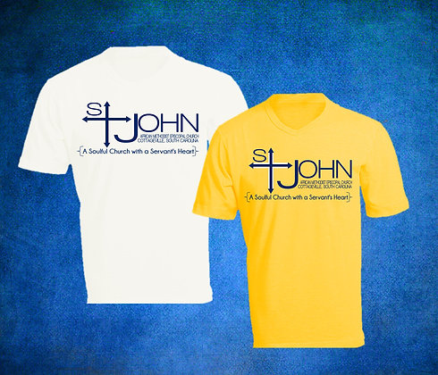 Saint John AME Church Shirts
