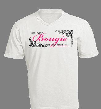 I'm not Bougie